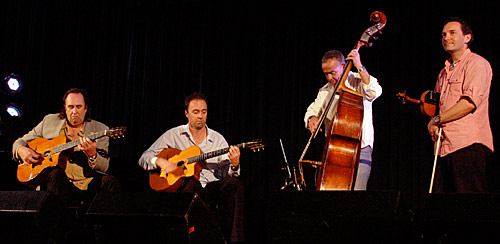 Ian Date Quartet