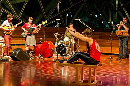 Rockie Stone and Fran Swinn Quartet