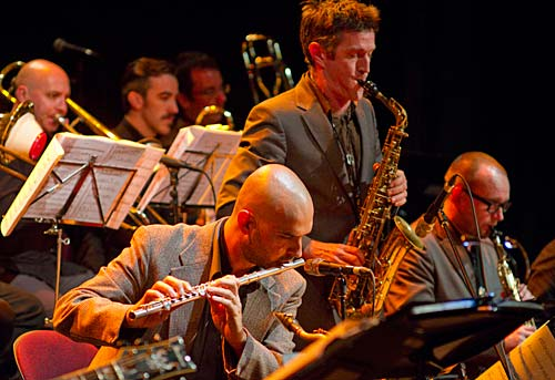 Jazzgroove Mothership Orchestra