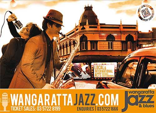 Wangaratta Jazz & Blues 2011