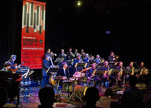Tim Davies Big Band