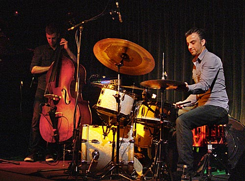 Russell Holmes Trio