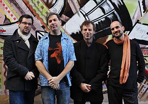 MAGNET: Eugene Ball, Sergio Beresovsky, Stephen Magnusson, Carl Pannuzzo