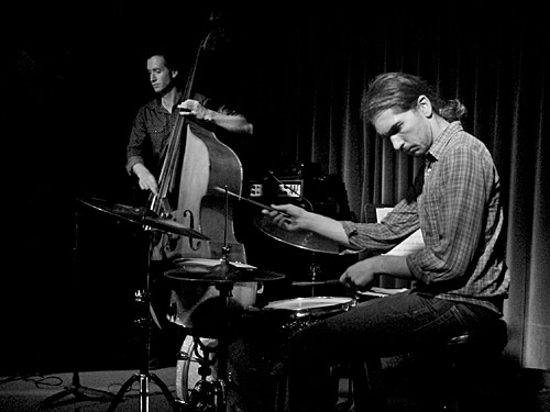 Tom Lee and Daniel Farrugia with Nat Bartsch Trio