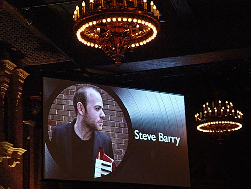 Steve Barry