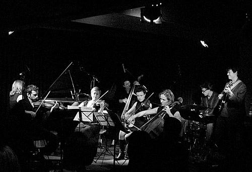 Sarah McKenzie Quartet, Silo String Quartet