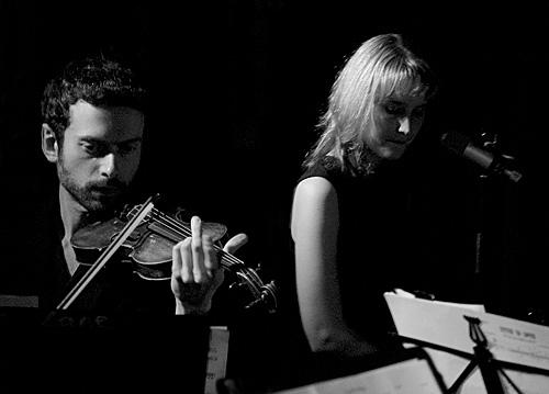 Aaron Barnden, Sarah McKenzie