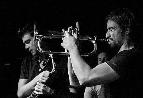 Nick Garbett and Jeremy Rose