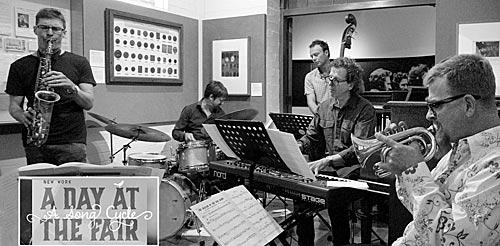 Andrew Robson Trio