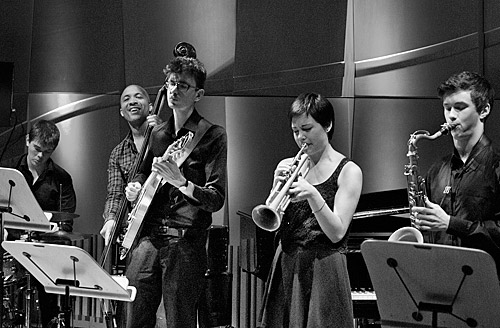 Students from The Sir Zelman Cowen School of Music at Monash University