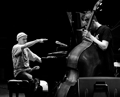 Django Bates and Peter Eldh celebrate Charlie Parker at The Malthouse