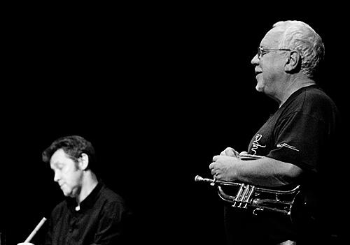Tony Floyd and John Hoffman