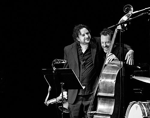 Julien Wilson and Jonathan Zwartz