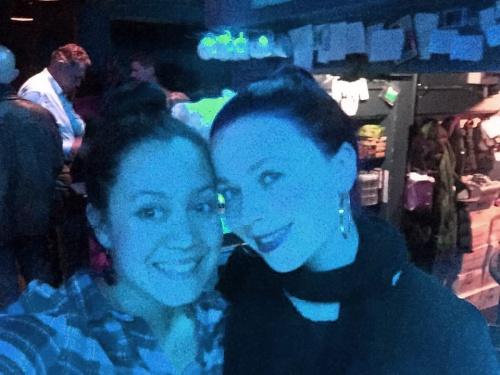 Arlene and Hannah