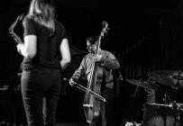 Timo Tuppurainen with Kokko Quartet (Finland) at Bennetts Lane for MWIJF 2015
