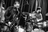Ravi Coltrane and Kush Abadey