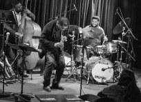 Dezron Douglas, Ravi Coltrane, Kush Abadey