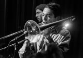 Nathaniel Sametz trombone