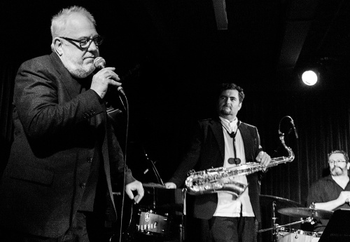 Paul Grabowsky introduces A Tribute to Allan Browne with Mirko Guerrini and Niko Schauble.
