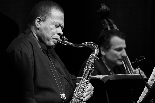 Wayne Shorter and John Patitucci