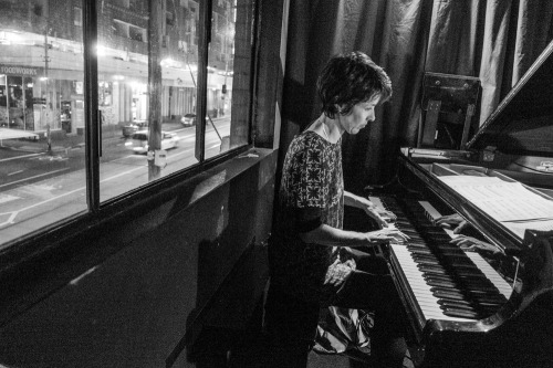 Andrea Keller plays Uptown Jazz Cafe