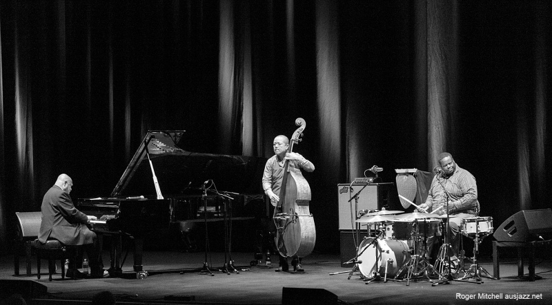 Kenny Barron Trio at Melbourne Recital Centre June 3, 2017