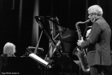 Carla Bley with Andy Sheppard
