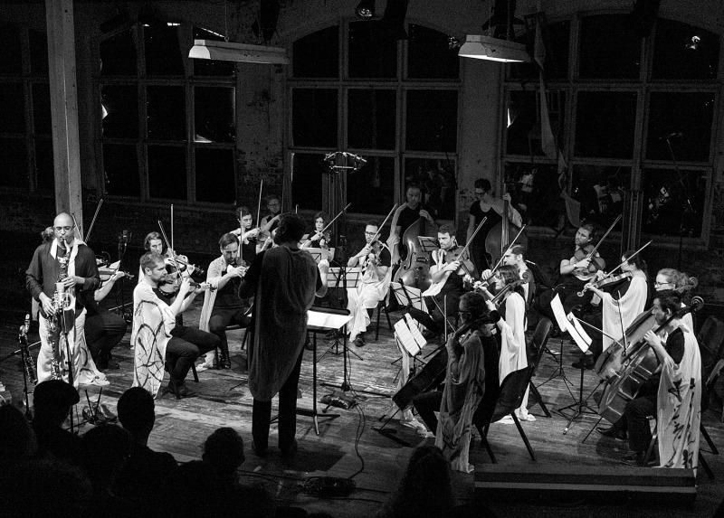 Adam Simmons and Arcko Symphonic Ensemble