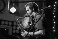 Max Slorach saxophone