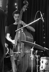 Robbie Finch double bass