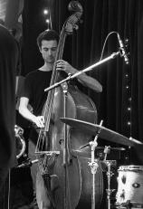Robbie Finch double bass