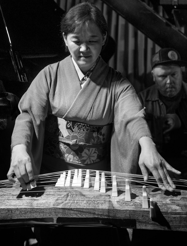 Kuniko Obina on koto.